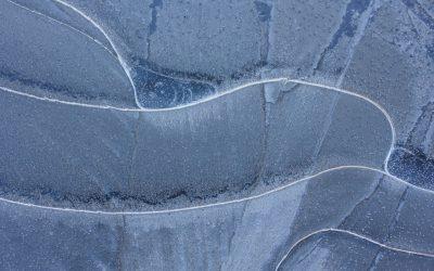 Bevroren regenplas 6, onderdeel van serie
