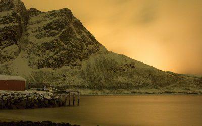Noorwegen by night