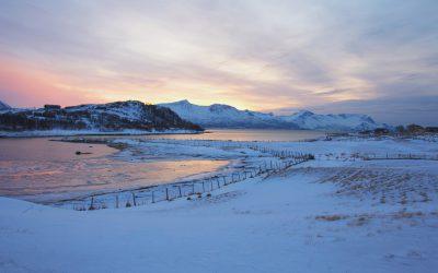 Avondrood, Noorwegen