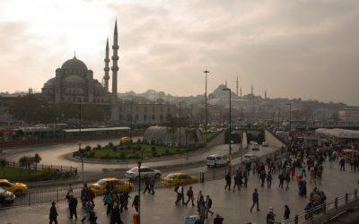 Istanbul op Europese zijde